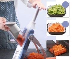 קוצץ ירקות מהפכני פורס וחותך