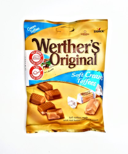Werthers Cream Toffees