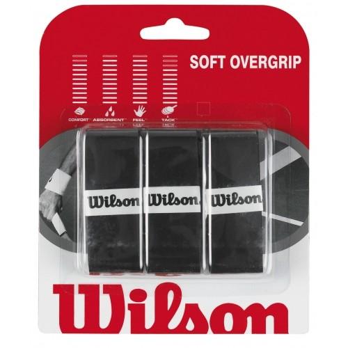 שלישית גריפים Wilson Soft Overgrip