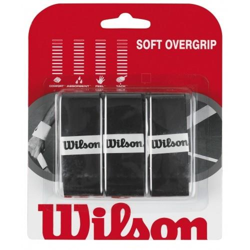 חבילת גריפים Wilson Soft Overgrip