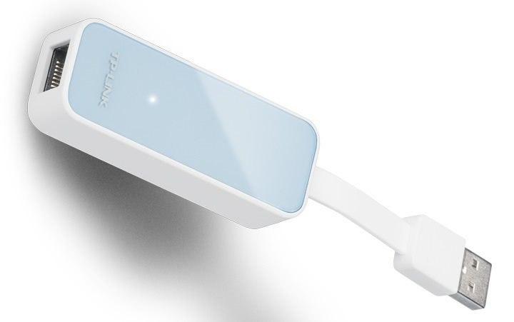 מעביר tp-link USB2 TO LAN 10/100 TL-UE200