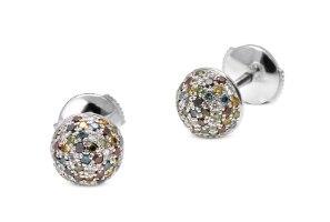 MICHAL BEN AMI X SASPORTAS DIAMONDS EARRINGS