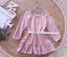 שמלת רוקסן דגם 6765/2 מידה 18 אחרונה