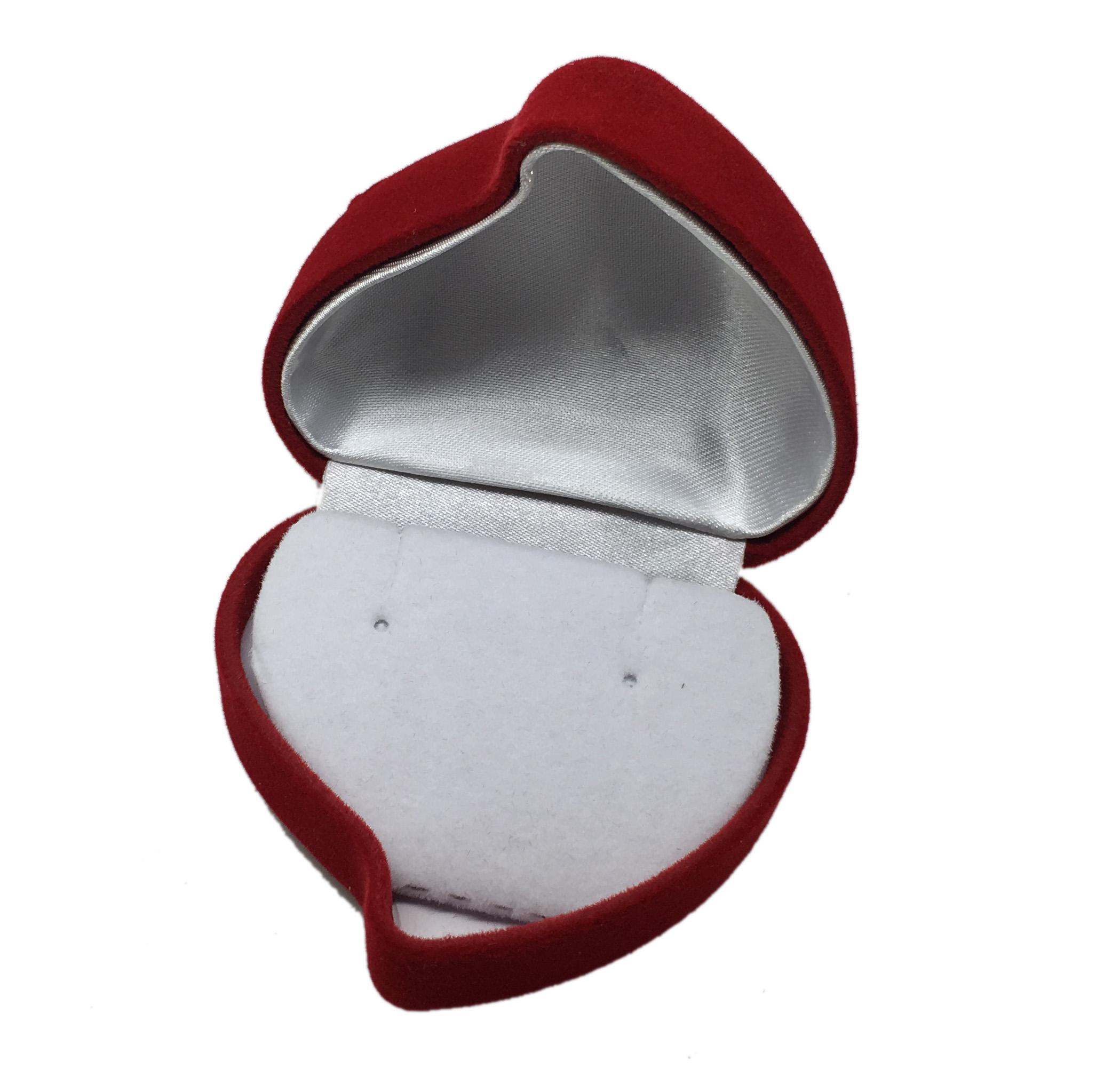 אריזת מתנה לתכשיט לב אדום MY0917003HEIN