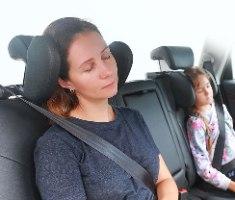 משענת תומכת ראש לנסיעה – B.Travel