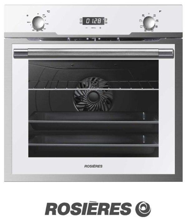 """ROSIERES תנור בנוי BI רחב 60 ס""""מ דגם RFZ3170RB"""
