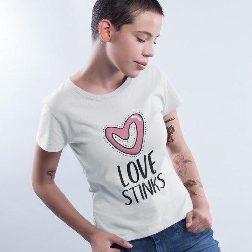 חולצת טי Love Stinks