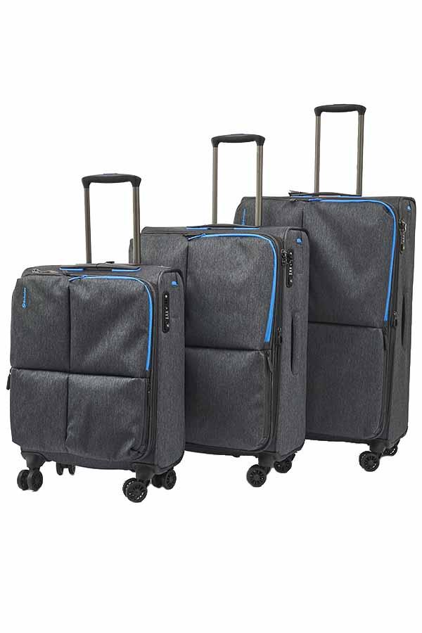 """מזוודה אקולק גדולה וקלה 28"""" Echolac MUSE"""