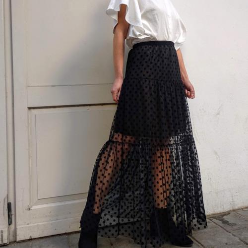 חצאית DOTS וולן