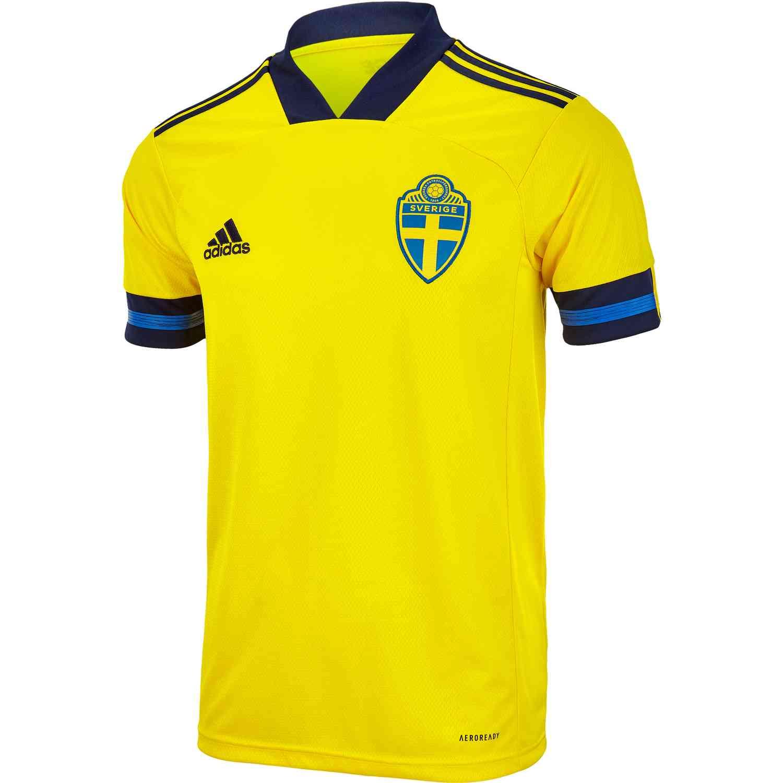 חולצת אוהד שוודיה חוץ יורו 2020