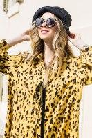 שמלה זואי קייצית צהוב