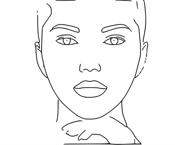 פנים מלא כולל שפם- סדרת 12 טיפולי הסרת שיער בלייזר IPL