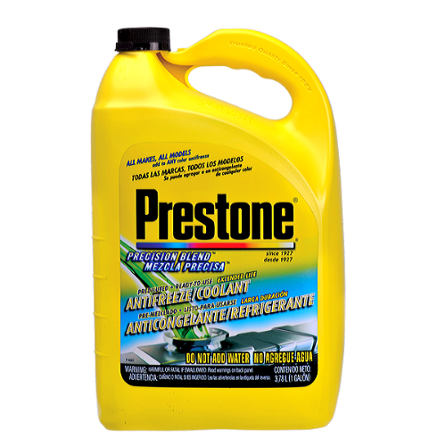 פרסטון נוזל קירור ירוק  מוכן לשימוש – גלון