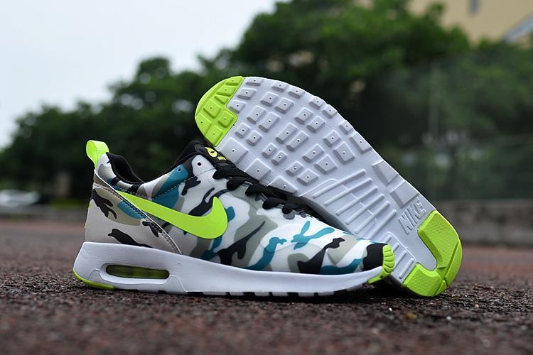 נעלי ספורט מעוצבות 87 Nike Air Camo Color מידות 40-45