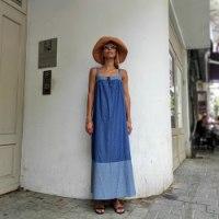 שמלת בילי ג'ינס