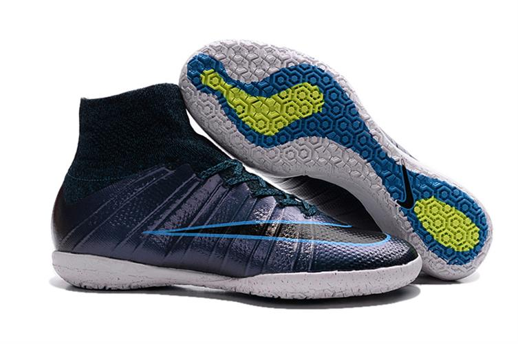 נעלי כדורגל קט-רגל מקצועיות Nike MercurialX Proximo Street Indoor דגם 4 מידות 39-46