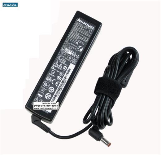 מטען מקורי של יצרן לנובו לדגמים Lenovo IdeaPad 65W Notebooks G460, G470, G560 ,B560 , G570, G770 Ac Adapter