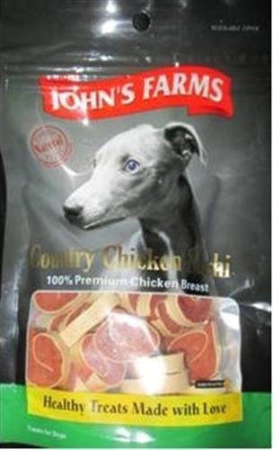 חטיף לכלב ג'ונס פארם- John's Farm סושי עוף