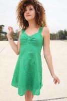 שמלת זוהר ירוקה