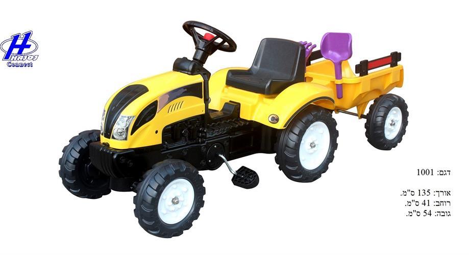 טרקטור לילדים דגם 1001