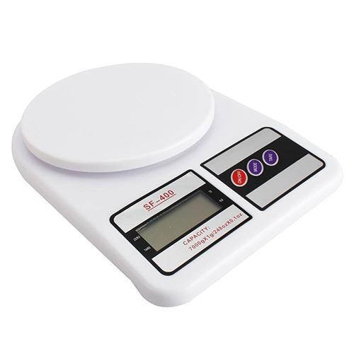 משקל דיגיטלי למטבח עד 7 קג