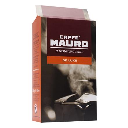 קפה מאורו דלוקס - 250 גרם טחון ואקום