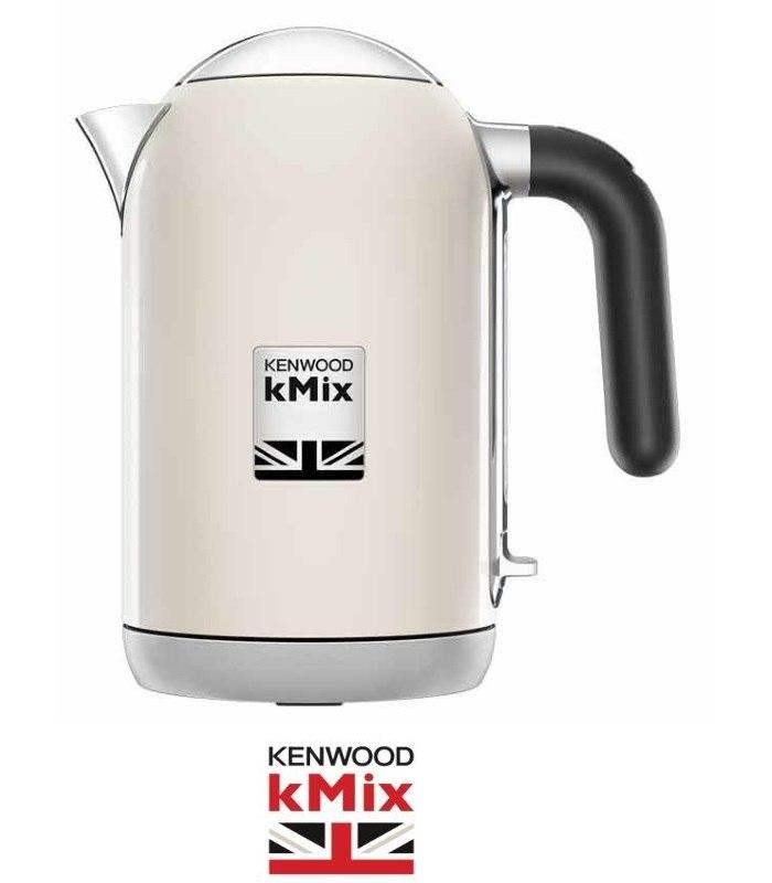 KENWOOD קומקום חשמלי KMIX PICASSO דגם ZJX750CR קרם