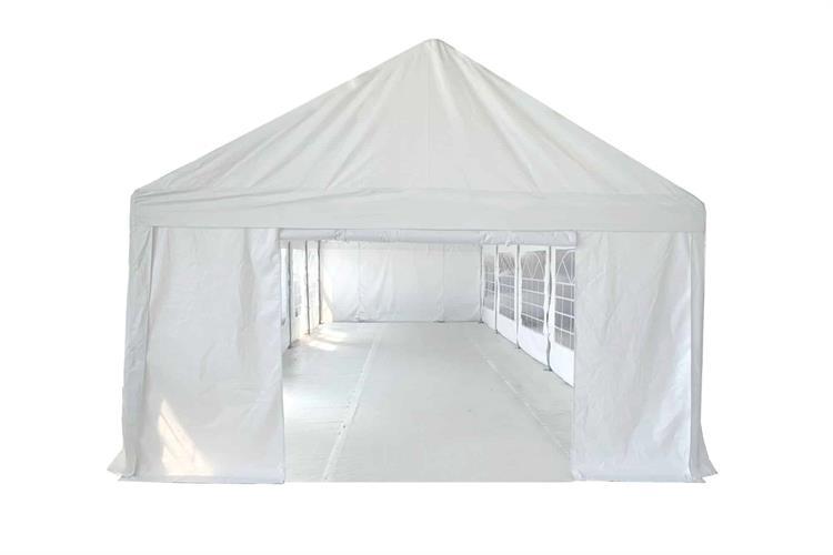 אוהל Premium חסין אש בגודל 4X10  מטר