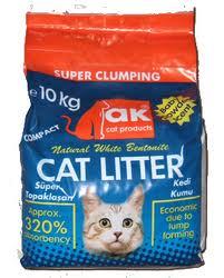 "AK לחתול 10 ק""ג"