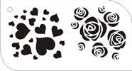 ורדים ולבבות