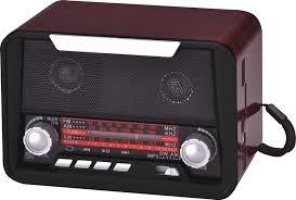 רדיו רטרו מיני NNS 1538BT בלוטות