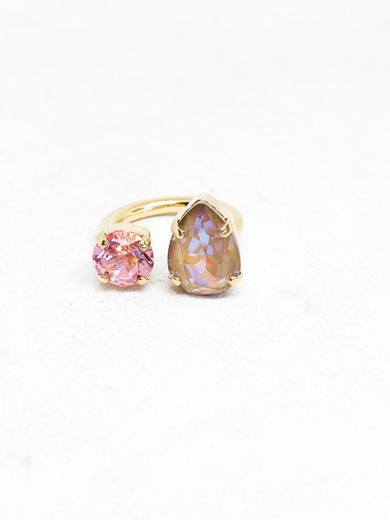 טבעת קייט חדשה זהב