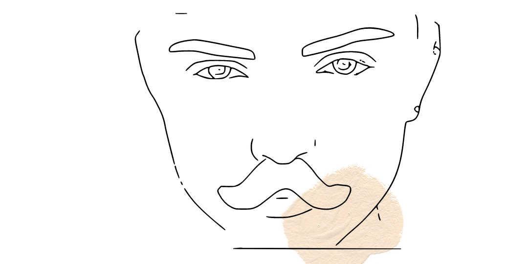 שפם- סדרת 12 טיפולי הסרת שיער בלייזר IPL