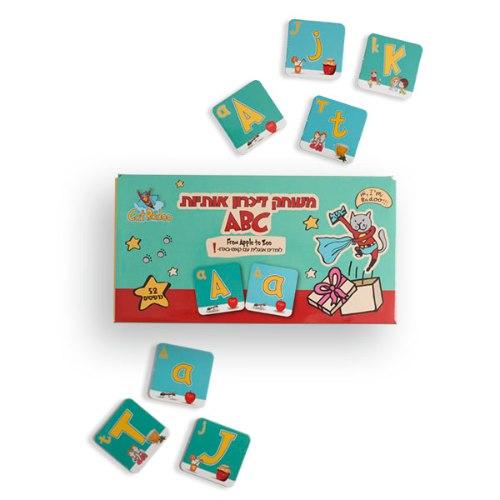 קאט באדו - זיכרון אותיות ABC