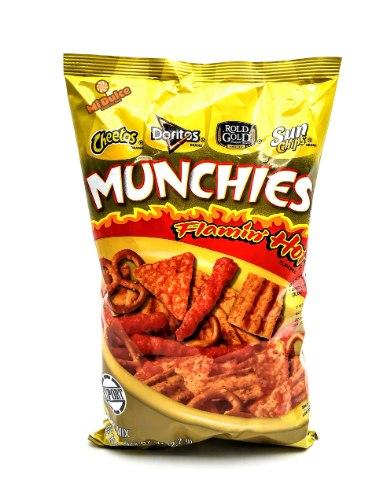 Munchies Flamin Hot מארז ענק!