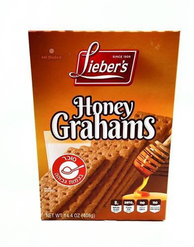 Graham Cracker Honey