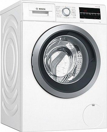 """מכונת כביסה בוש פתח קידמי Bosch WAT24480IL 8 ק""""ג"""