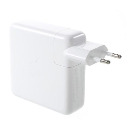 מטען מקורי למק MNF82LL/A Apple USB - C 87W