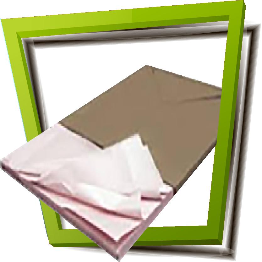 נייר אריזה 100 גליונות