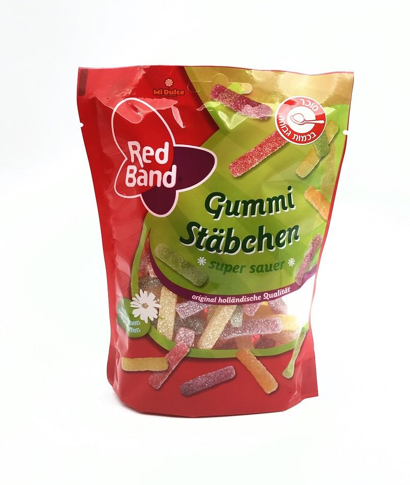 Red Band Gummi Super Sour