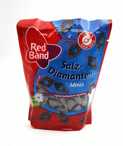 Red Band Diamanten לקריץ מלוח