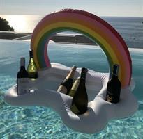 מצוף חד קרן מתנפח למסיבות ובריכה