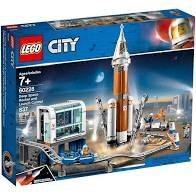 לגו סיטי  רקטת חללית 60228