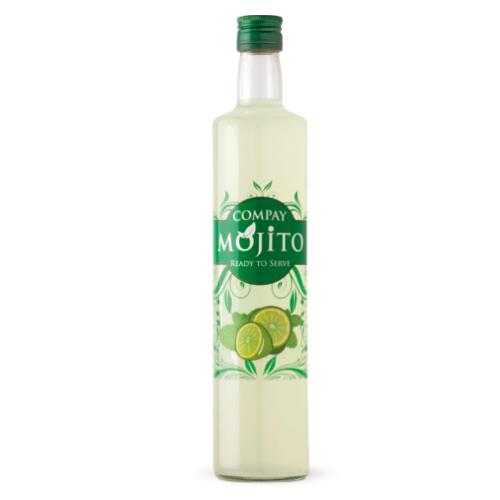 מוחיטו קומפאיי בבקבוק