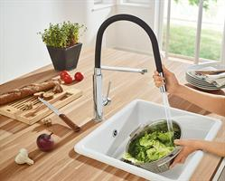 ברז מטבח מקצועי GROHE סדרת קונצ'טו דגם 31491000