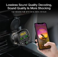 משדר fm מקצועי לרכב