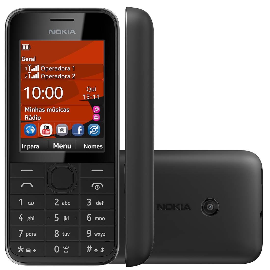 נפלאות טלפון סלולרי נוקיה 208 Nokia כשר - נוקיה Nokia LA-09