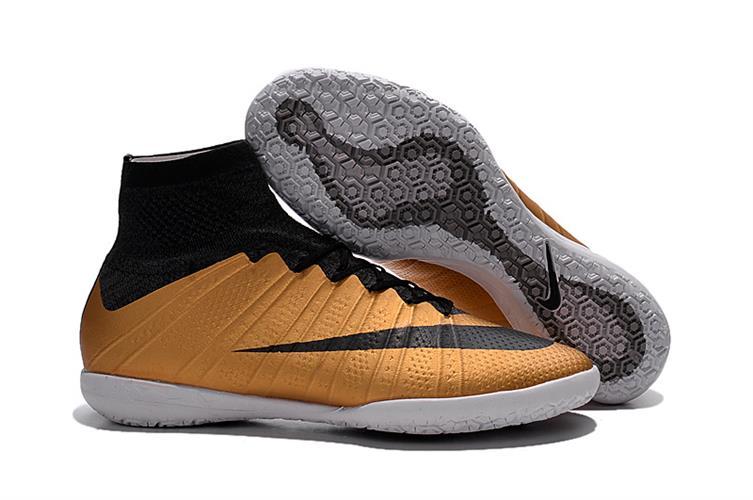 נעלי כדורגל קט-רגל מקצועיות Nike MercurialX Proximo Street Indoor דגם 5 מידות 39-46