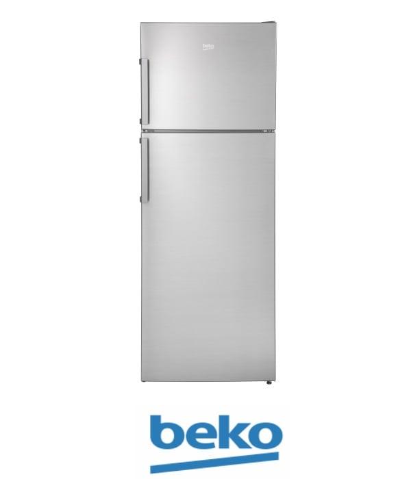 Beko מקרר מקפיא עליון דגם RDNE-455K01PT