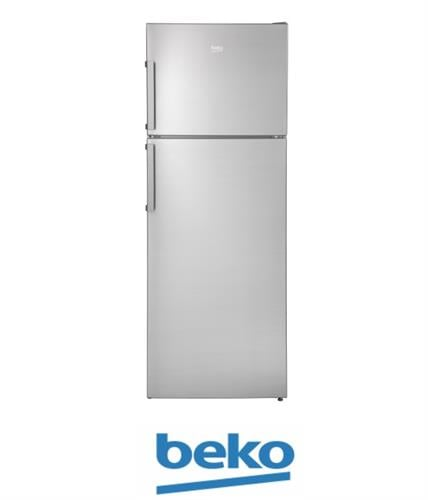 Beko מקרר מקפיא עליון דגם RDNE455K01PT